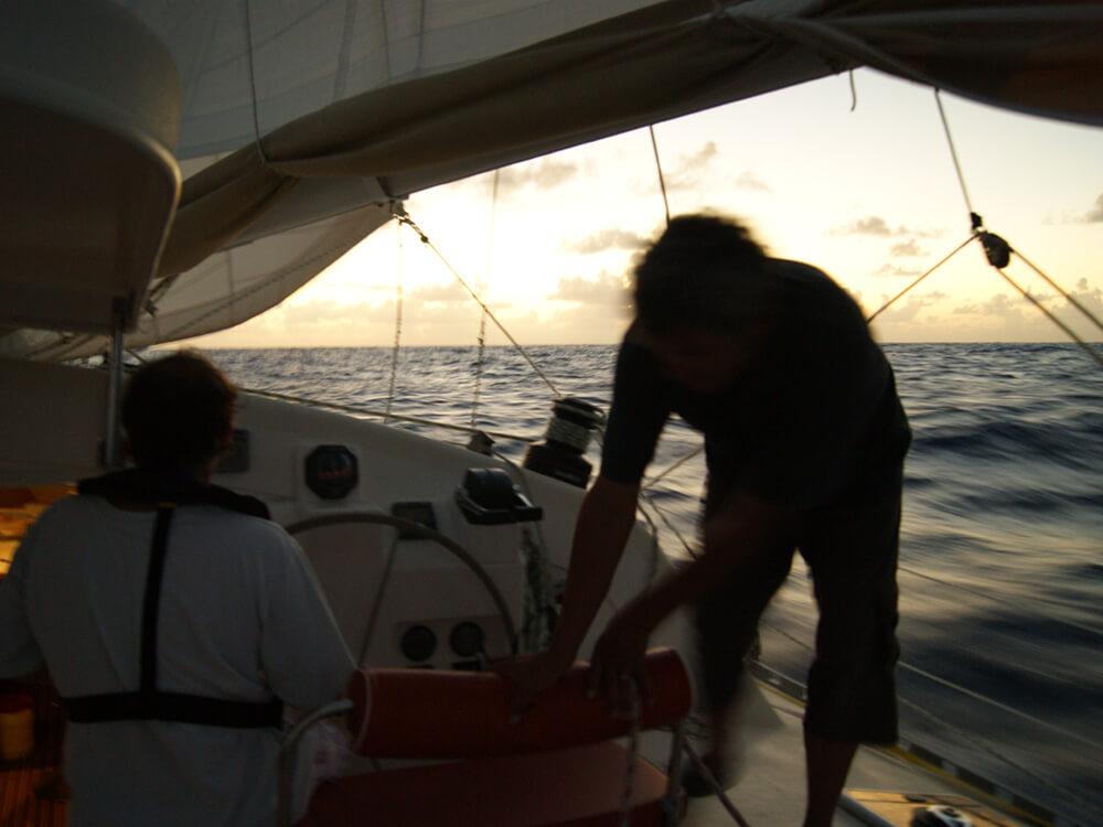 Croisière sur catamaran performant