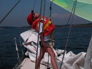 Découverte croisière sur voilier habitable