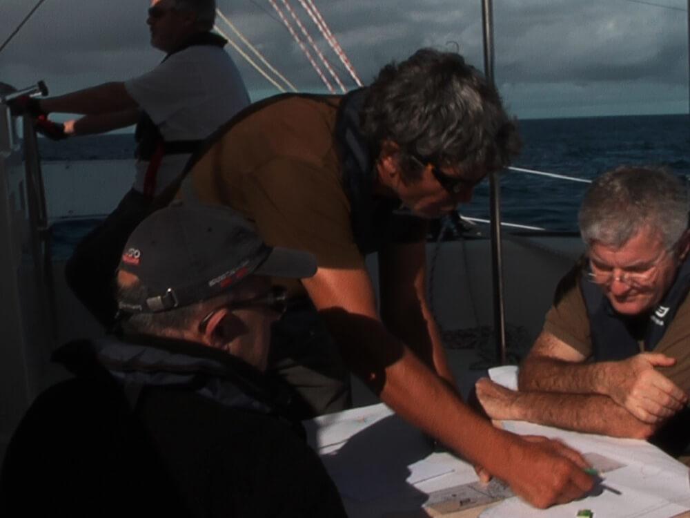 Préparation à la navigation haute croisière