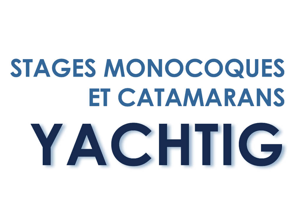 Stages monocoque et catamaran par Yachtig