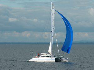Location de voilier avec skipper - Gilles Robert