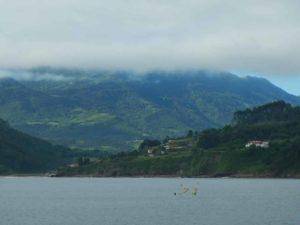 navigation côtière aux Asturies en Espagne avec yachtig