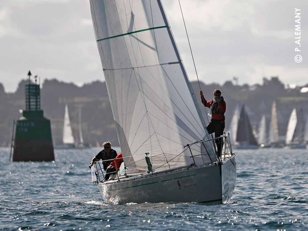 Skipper Gilles Robert stage régate Yachtig formations croisière