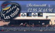 restaurant, Les viviers, chez Castric sur l'île Saint-Nicolas, Glénan