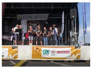 Yachtig troisième dans sa catégorie au Tour du Finistère 2019