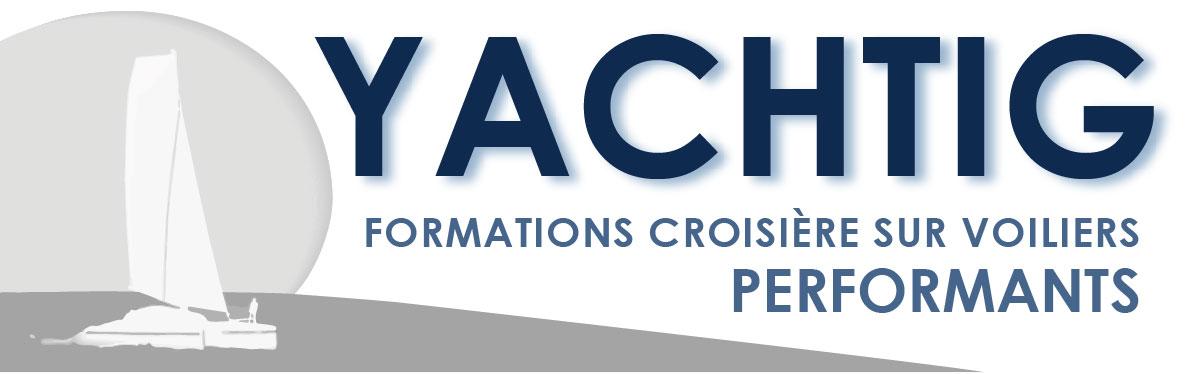 Yachtig formations croisière sur voilier performant