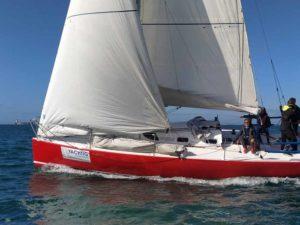 stage pares à skipper yachtig, pogo 8.50