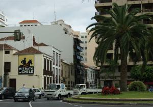 Santa Cruz de La Palma Canaries
