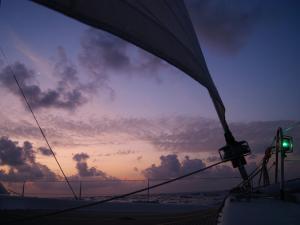 Transat Cap-vert, Martinique